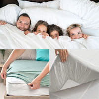Как предотвратить сползание простыни с кровати?